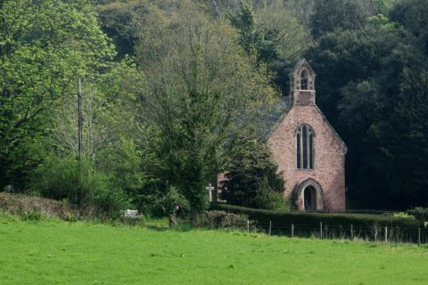 Photo of St Blaise Church, Haccombe