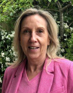 A head and shoulders photo of Julia Evans, Councillor, Rural Ward