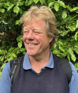 A head and shoulders photo of Simon Pattinson, Councillor, Rural Ward