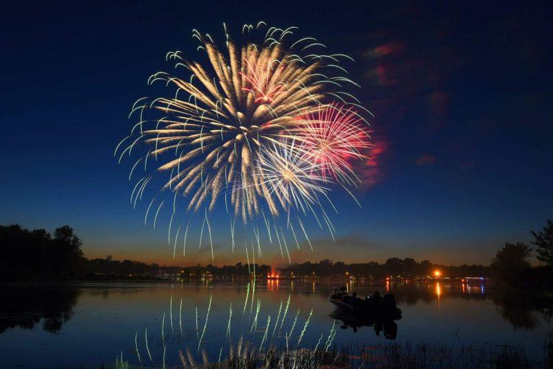 5th November Bonfire and Fireworks Spectacular