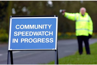 Community Speed Watch – Calling for Volunteers