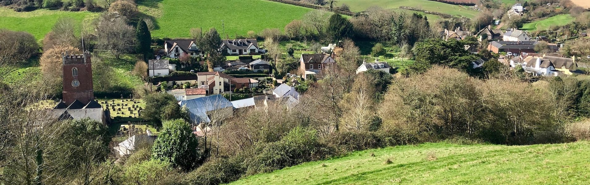 Haccombe with Combe Parish Council